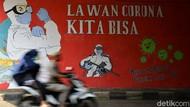 Luhut: Positivity Rate di Jawa Bali Membaik, sudah 1%