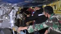 Kini, masa jaya pesawat N250 Gatotkaca besutan Presiden BJ Habibie itu telah usai. Keberadaannya akan dimuseumkan untuk mengenang kejayaan dirgantara Indonesia(dok PT DI)