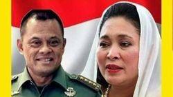 Berkarya Jawab Isu Liar Gatot Nurmantyo-Titiek Soeharto ke Pilpres 2024