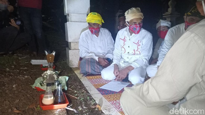 Ritual Tabot yang dilakukan tiap 1 Muharam di Bengkulu.