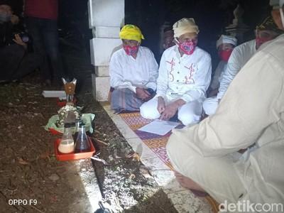 Prosesi Ambil Tanah Peringati 1 Muharam di Bengkulu