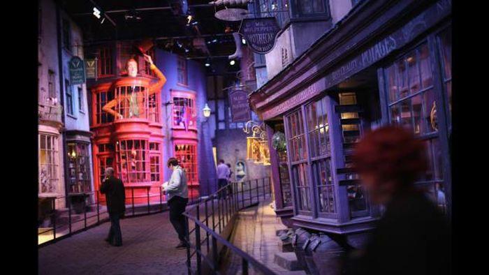 Studio Tur Harry Potter