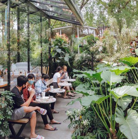 5 Tempat Ngopi di Bogor dengan Suasana Asri