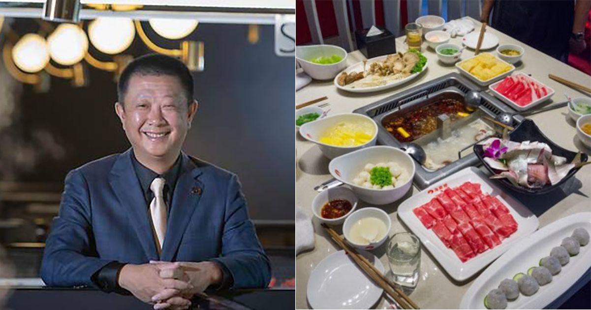 Bos Resto Hot Pot Jadi Orang Terkaya di Singapura