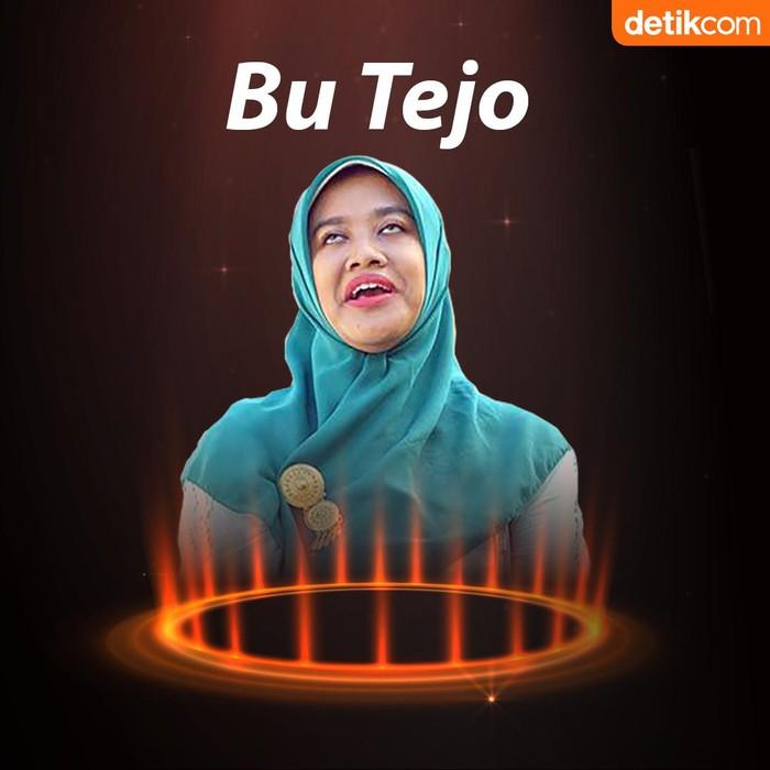 Bu Tejo Lawan Yu Ning, potret netizen Indonesia