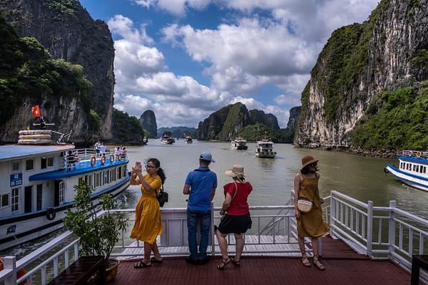 Vietnam jadi salah satu negara ASEAN yang cukup berhasil menangani COVID-19. Namun negara ini masih tertutup (Foto: Getty Images/Linh Pham)