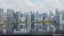 PSBB Ketat di DKI Bikin Ekonomi Tersendat