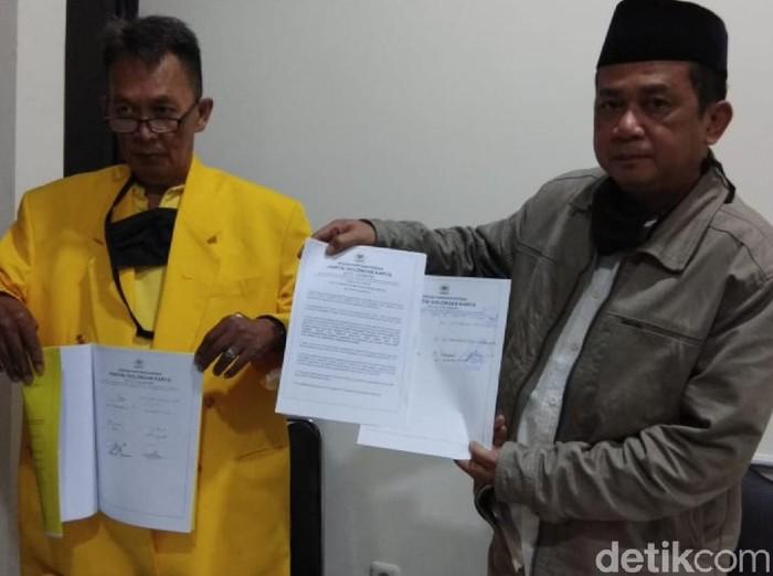 DPD Golkar Sukabumi bergejolak jelang musda