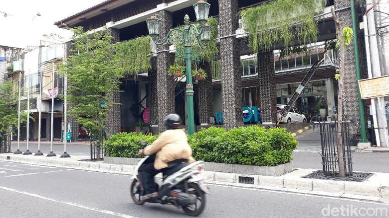 Ilustrasi hotel Yogyakarta