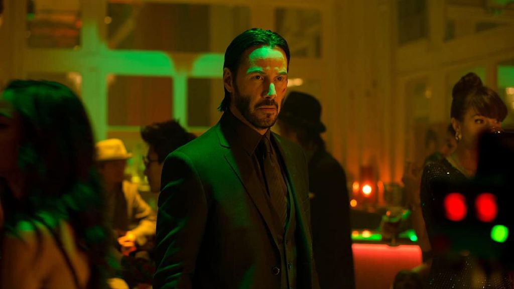 Sinopsis John Wick, Aksi Keanu Reeves di Bioskop Trans TV