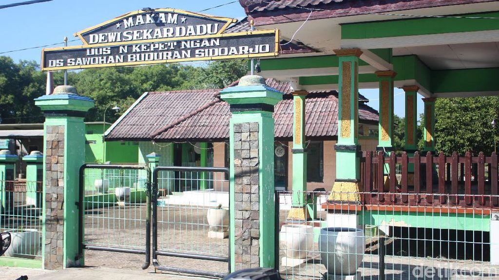 Makam Dewi Sekardadu, Wisata Religi di Sidoarjo yang Sepi Saat Long Weekend