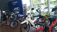 Cari Motor 2 Tak Bekas? Segini Harga Yamaha F1ZR, RX-King, dan Ninja R 150 Kini