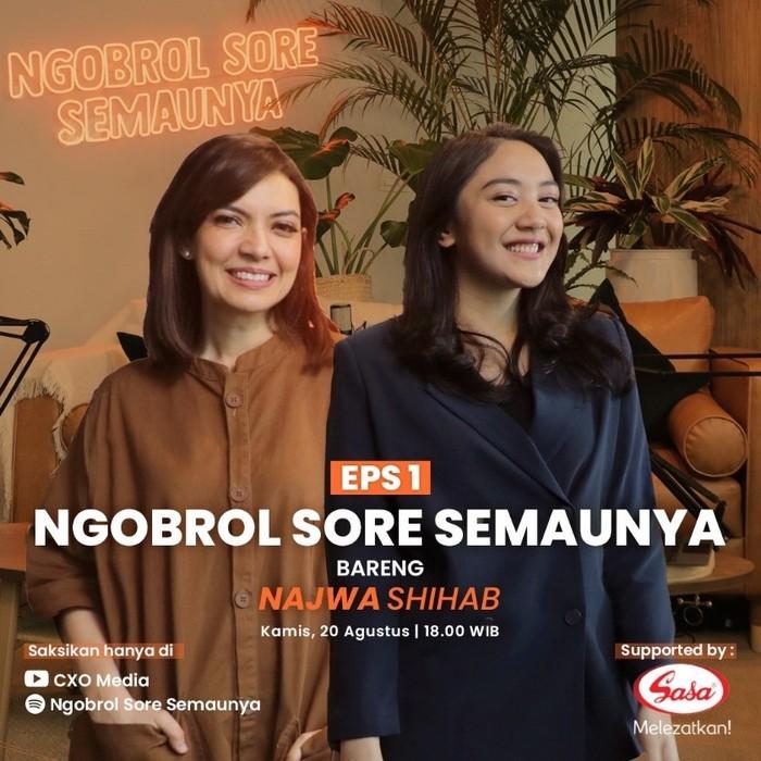 Najwa Shihab x Putri Tanjung