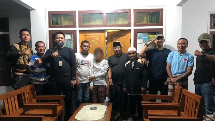 Polres Jakbar temukan remaja 14 tahun asal Cengkareng yang dibawa pria 41 tahun (dok Istimewa)