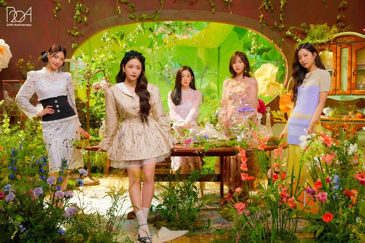 Red Velvet di remake lagu 'Milky Way'