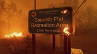 Merembet ke Permukiman, Kebakaran di California Tewaskan 2 Orang