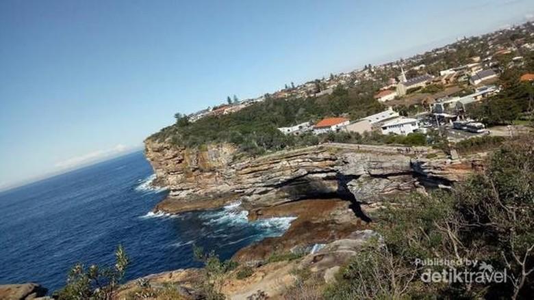 The Gap atau Tebing Samudera di Australia