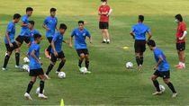 Intip Latihan Timnas U-19 Jelang Piala Asia U-19