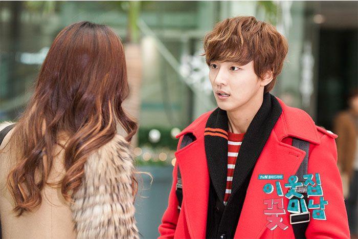 Yoon Shi Yoon di Flower Boy Next Door