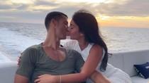 Cium Cristiano Ronaldo, Georgina: Beruntungnya Diriku