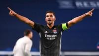 Aubameyang Dukung Arsenal Kejar Houssem Aouar