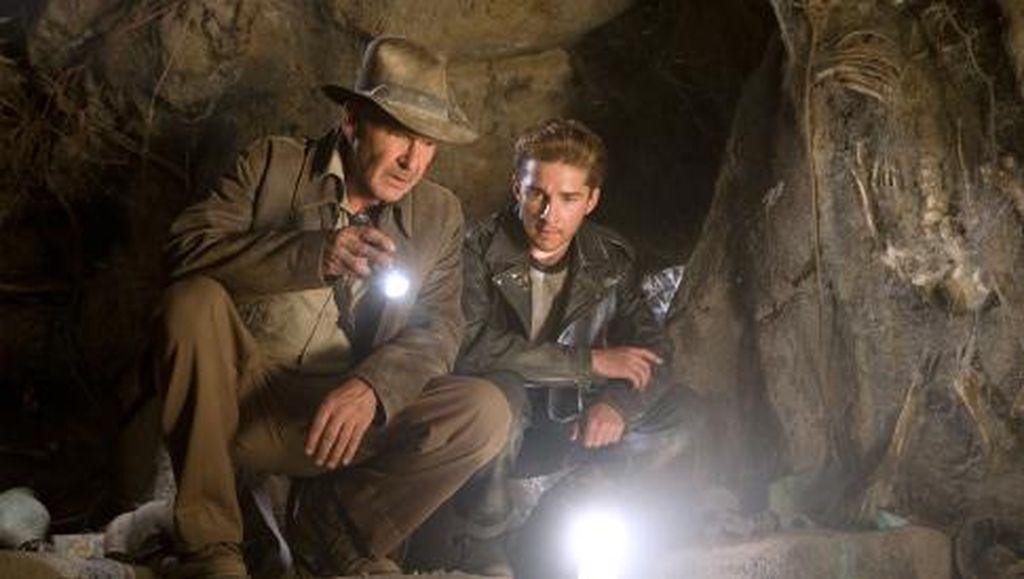 Sinopsis Indiana Jones and the Kingdom of Crystal Skull