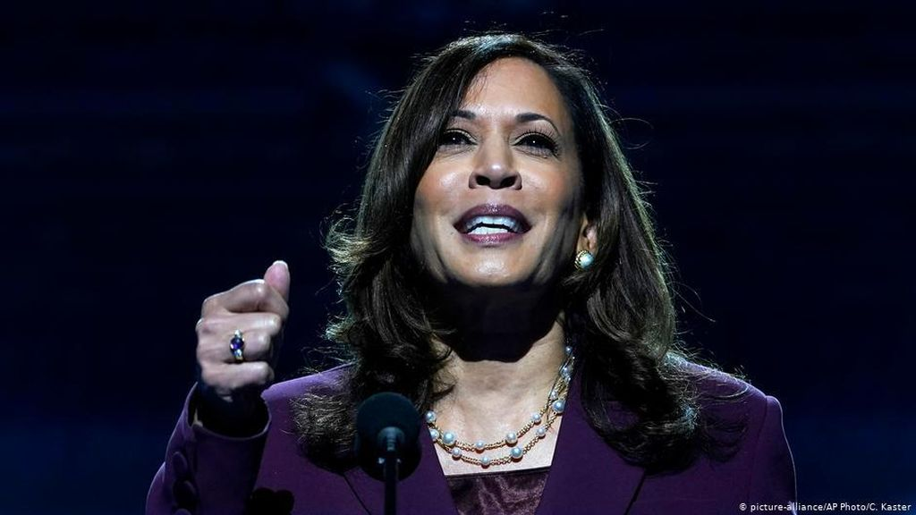 Profil Kamala Harris, Pendamping Calon Presiden AS Joe Biden