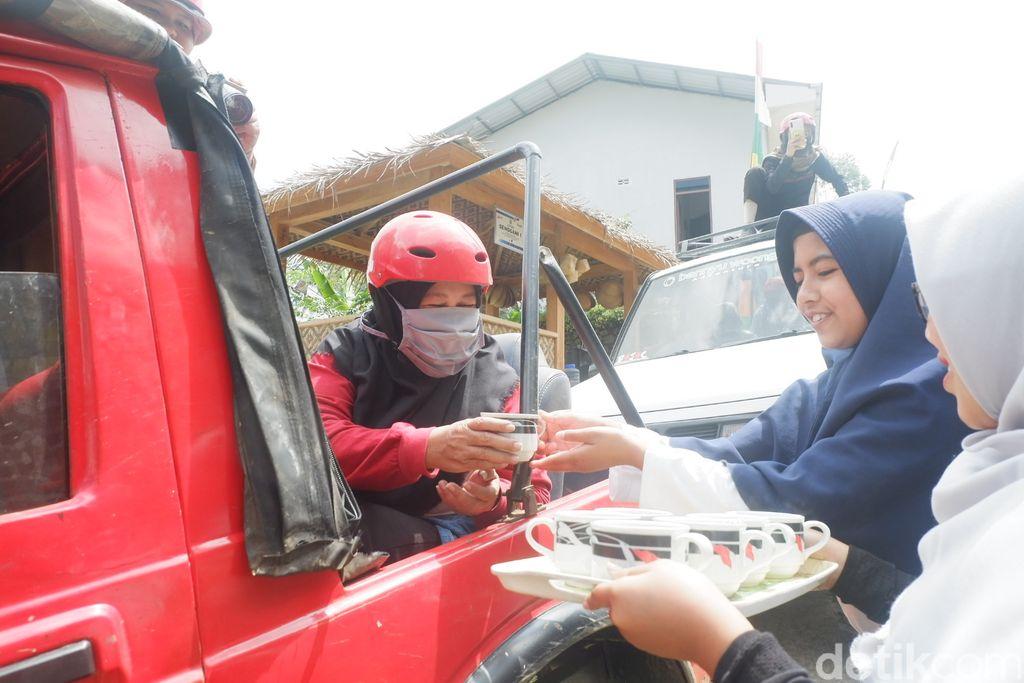 Pacu Adrenalin sambil Menikmati Kopi Pegunungan di Banjarnegara