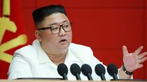 Kim Jong Un Hukum Mati Pejabat Pendidikan yang Mengkritik Pemerintah