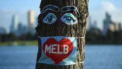 Penularan Corona Mulai Menurun, Kapan Pembatasan di Melbourne Dilonggarkan?