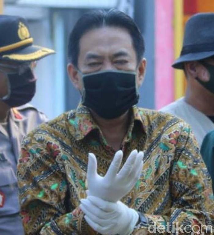 Plt Bupati Sidoarjo Nur Ahmad Syaifuddin