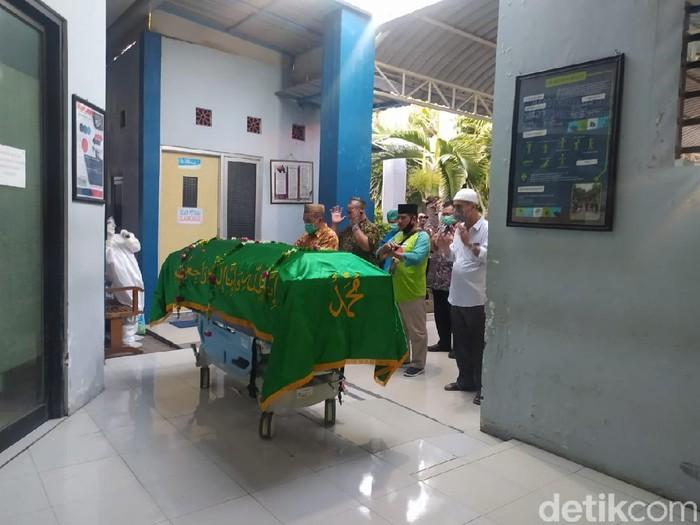 wabup Sidoarjo, Nur Ahmad Syaifuddin meninggal