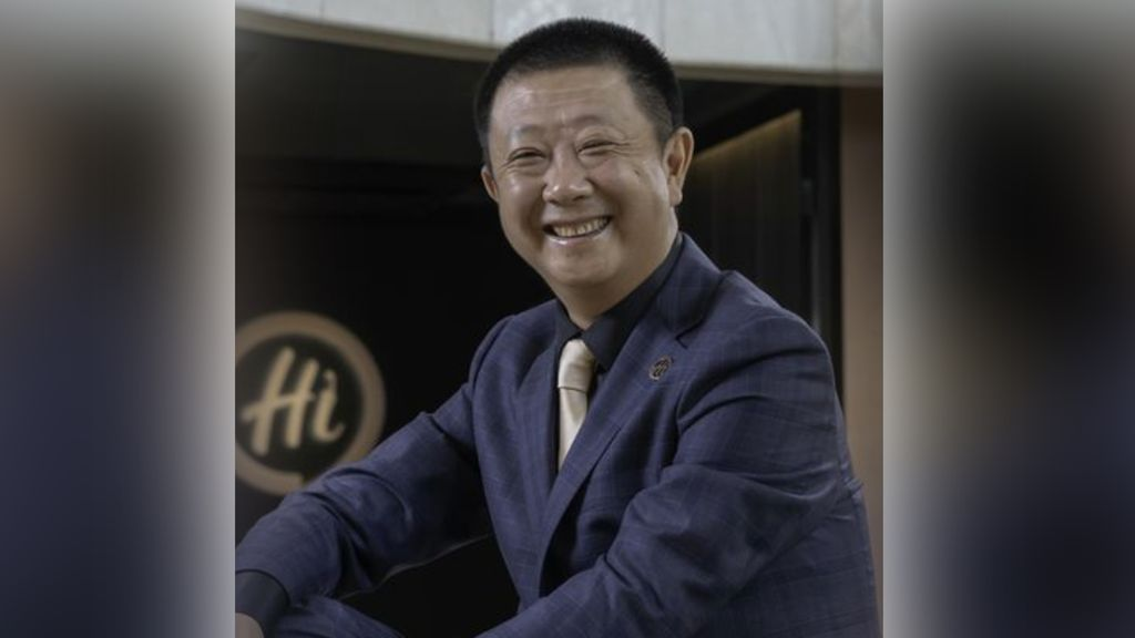 Zhang Yong (PHOTO BY GRAHAM UDEN Via FORBES)