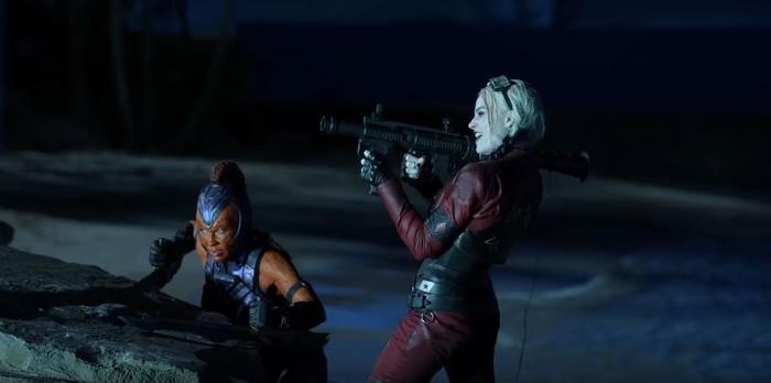 Adegan The Suicide Squade dibocorkan di event DC FanDome