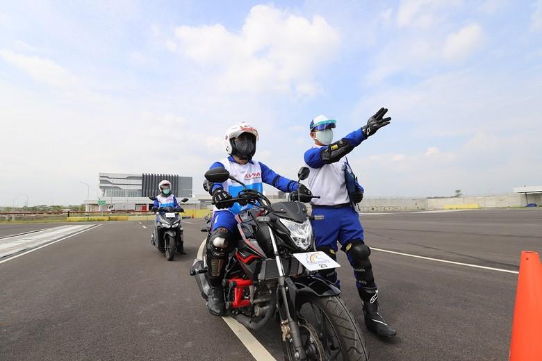 Astra Honda Motor Safety Riding and Training Center (AHMSRTC)