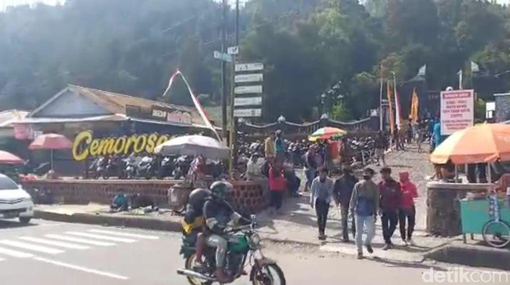 Pasca Pendaki Tewas, Jalur Gunung Lawu Via Cemoro Sewu Ditutup