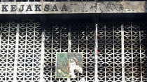 20 Tahun Silam, Kejagung Pernah Dibom Usai Periksa Tommy Soeharto