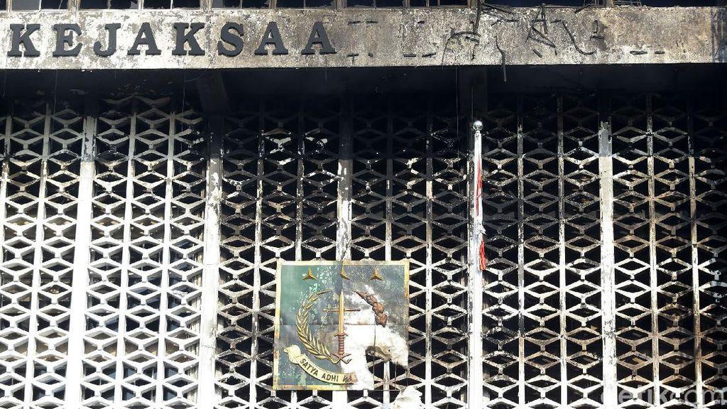 Usut Kebakaran Kejagung, Polisi Periksa 6 Saksi hingga Ahli dari PUPR-BPOM