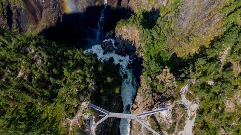 Jembatan Pemacu Adrenalin