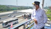 Antisipasi Puncak Arus Balik, Menhub Tinjau Jalur Tol Jakarta-Cikopo