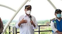 Arus Balik, Menhub: Sepertiga Kendaraan Sudah Kembali ke Jakarta
