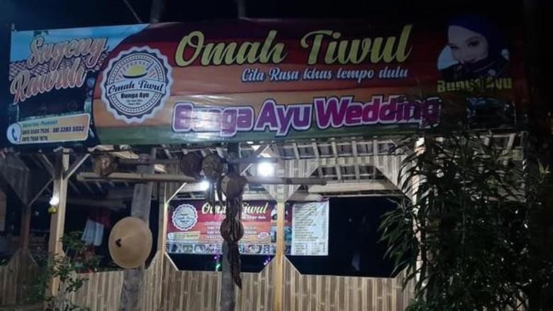Omah Tiwul Bunga Ayu Sukoharjo