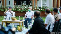 Bupati Anas Titipkan Pesan Budaya dan Sejarah di Pengembangan Boom Marina