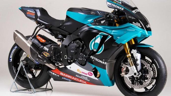 Petronas Yamaha SRT YZF-R1 MotoGP Replica