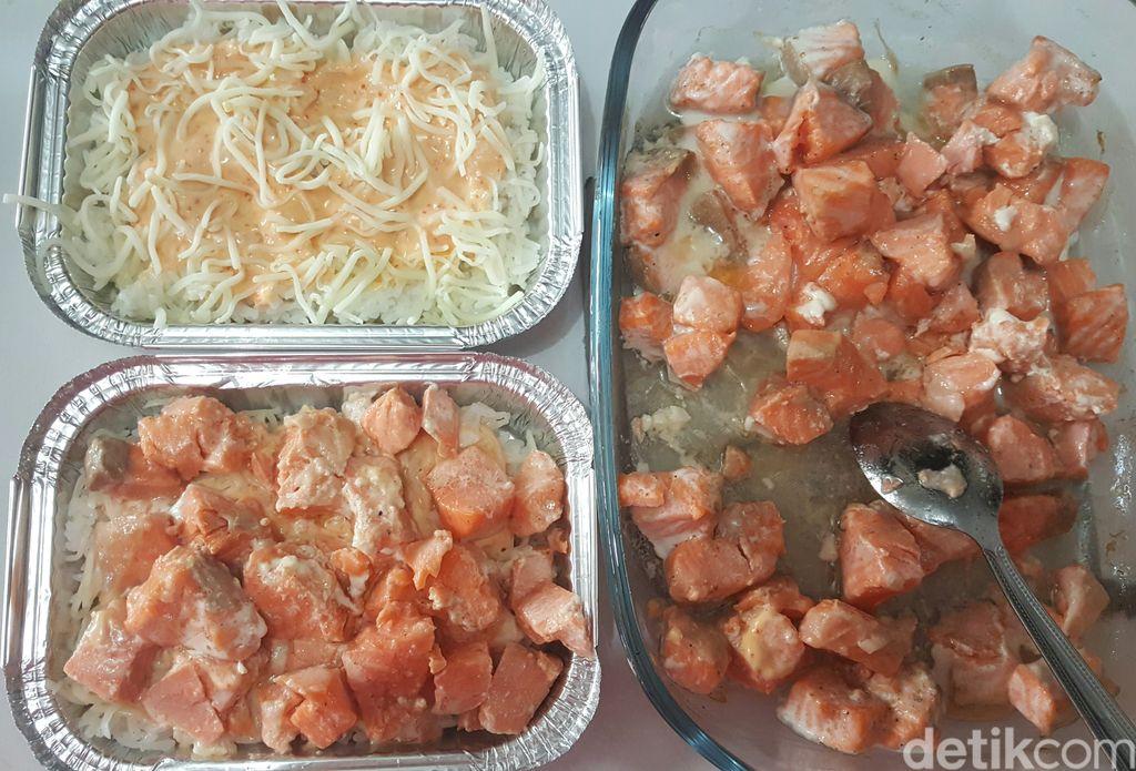 Salmon Mentai