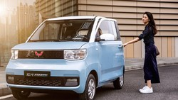 Makin Laris! Penjualan Mobil Listrik Wuling Tembus 40.000 Unit Sebulan
