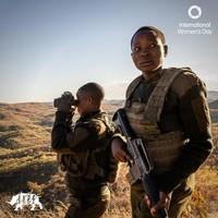 Ada sekelompok perempuan yang berjuang melawan perburuan liar demu menjaga alam liar di Zimbabwe. Namanya Akashinga. (Akashinga/Facebook)