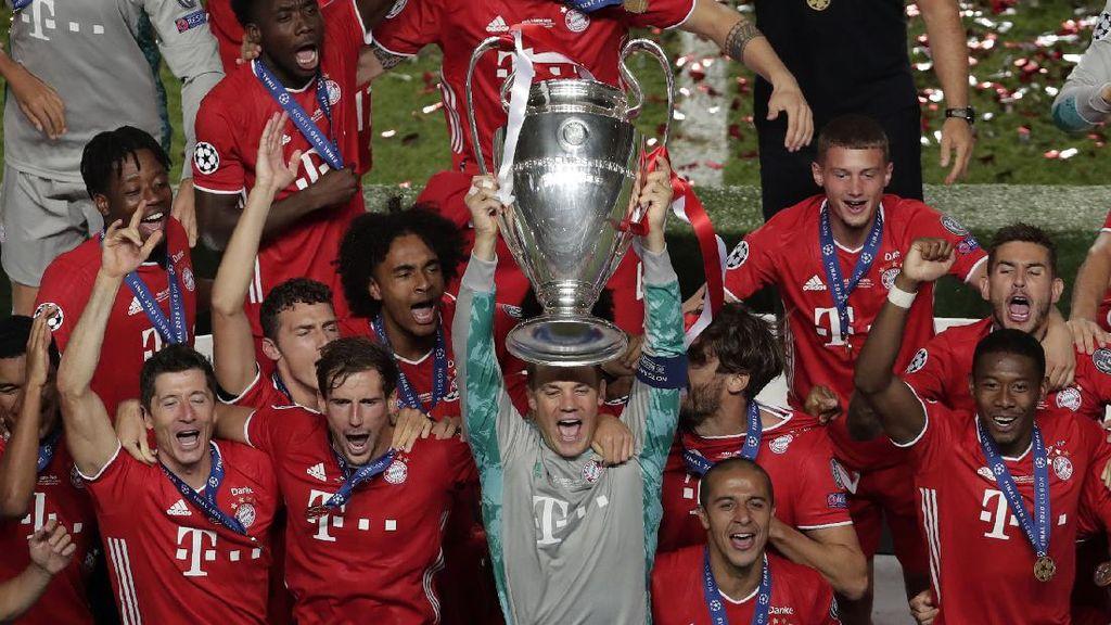 Piala Super Eropa: Bayern Masih Lapar Trofi