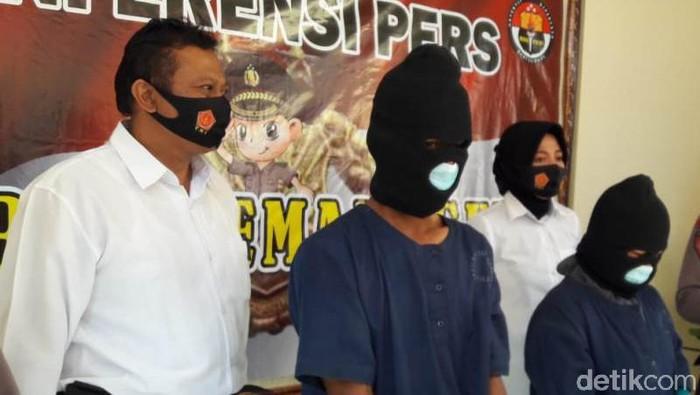 Anak-menantu pelaku pembunuhan nenek di Temanggung