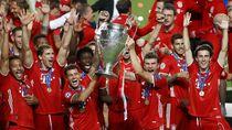 Bayern Bisa Saja Treble Lagi